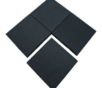 Thickest Laminated Rubber Floor - Fitmat SQ 50 HD